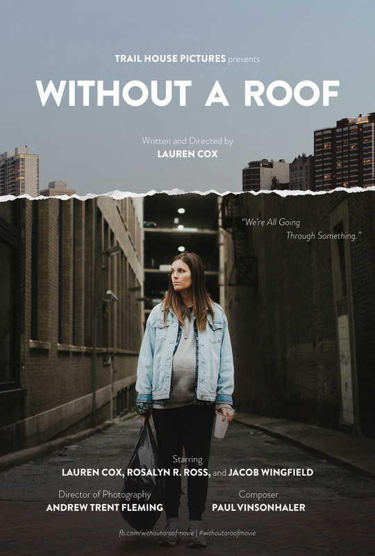 Without a roof